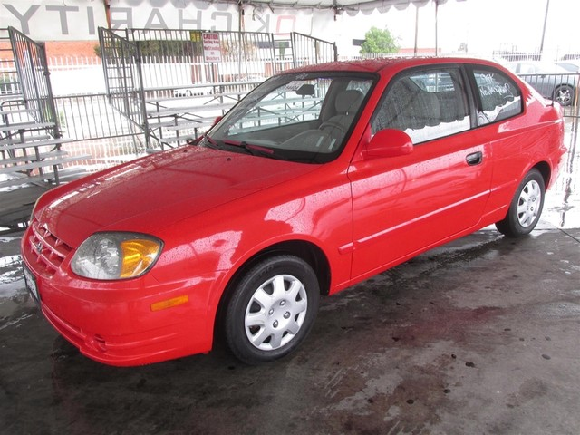 2003 Hyundai Accent GL Please call or e-mail to check availability All of our vehicles are avai