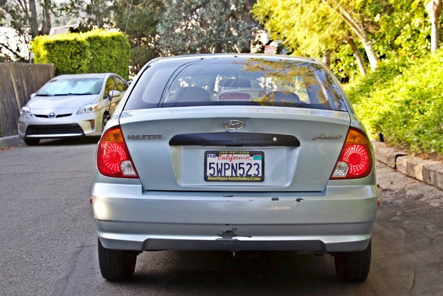 2003 Hyundai ACCENT HATCHBACK 67K ORIGINAL  MLS MANUAL SERVICE RECORDS Woodland Hills, CA 8