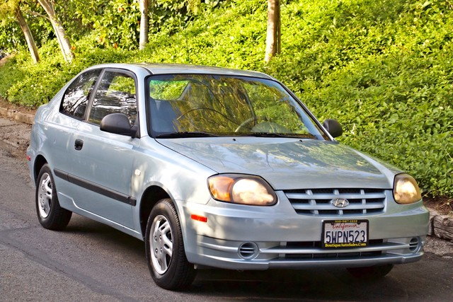 2003 Hyundai ACCENT HATCHBACK 67K ORIGINAL  MLS MANUAL SERVICE RECORDS Woodland Hills, CA 29