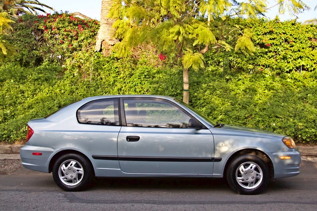 2003 Hyundai ACCENT HATCHBACK 67K ORIGINAL  MLS MANUAL SERVICE RECORDS Woodland Hills, CA 6