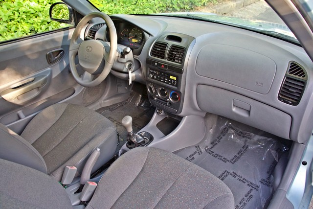 2003 Hyundai ACCENT HATCHBACK 67K ORIGINAL  MLS MANUAL SERVICE RECORDS Woodland Hills, CA 16