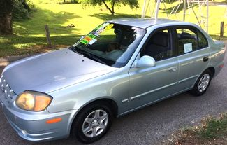 2003 Hyundai-$1995!! Auto!! Cold Ac!! 4 Drs!! Accent-CARMARTSOUTH.COM GL BUY HERE PY HERE!! 33 MPH ON HWY! Knoxville, Tennessee 2