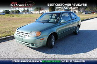 2003 Hyundai Accent in PINELLAS PARK, FL