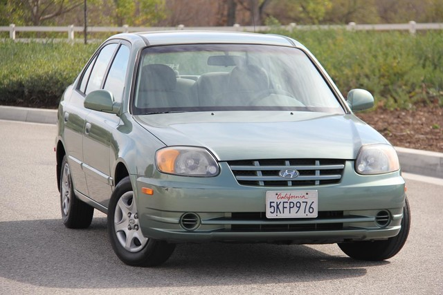 2003 Hyundai Accent GL Santa Clarita, CA 3