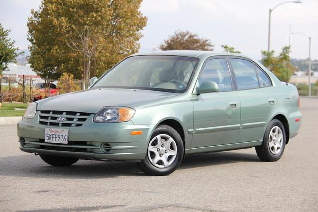 2003 Hyundai Accent GL Santa Clarita, CA 1