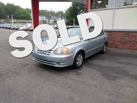 2003 Hyundai Accent GL in WATERBURY, CT