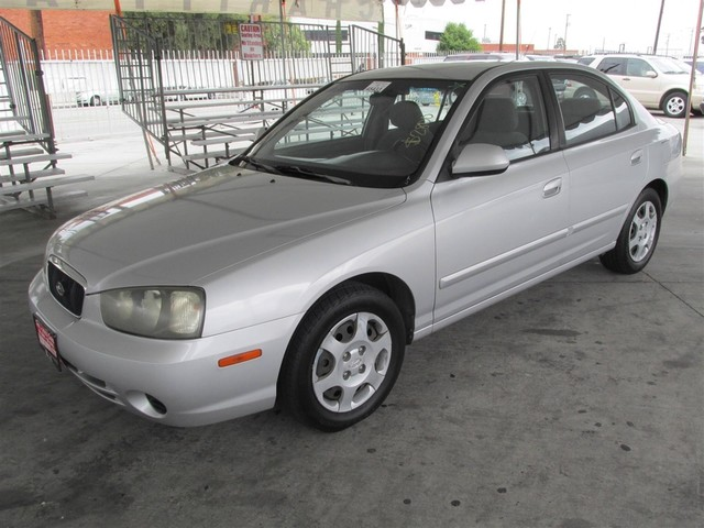 2003 Hyundai Elantra GLS Please call or e-mail to check availability All of our vehicles are av