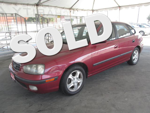 2003 Hyundai Elantra GT Please call or e-mail to check availability All of our vehicles are ava