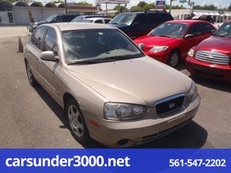 2003 Hyundai Elantra GLS Lake Worth , Florida 3