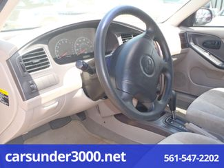 2003 Hyundai Elantra GLS Lake Worth , Florida 4