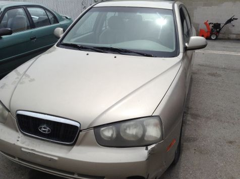 2003 Hyundai Elantra GLS in Salt Lake City, UT