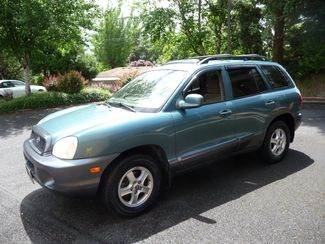 2003 Hyundai Santa Fe GLS   Portland, OR   Price is Right Oregon in Portland OR