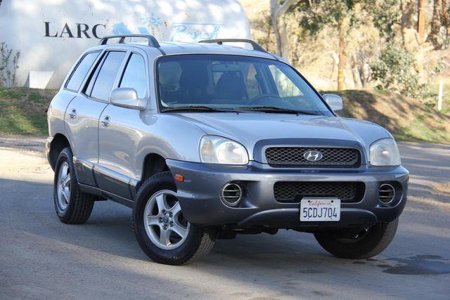 2003 Hyundai Santa Fe Santa Clarita, CA 3