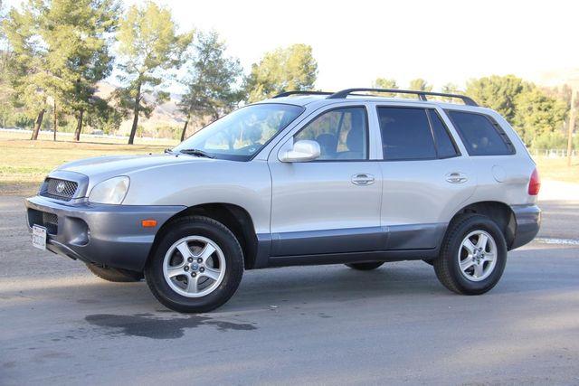 2003 Hyundai Santa Fe Santa Clarita, CA 1
