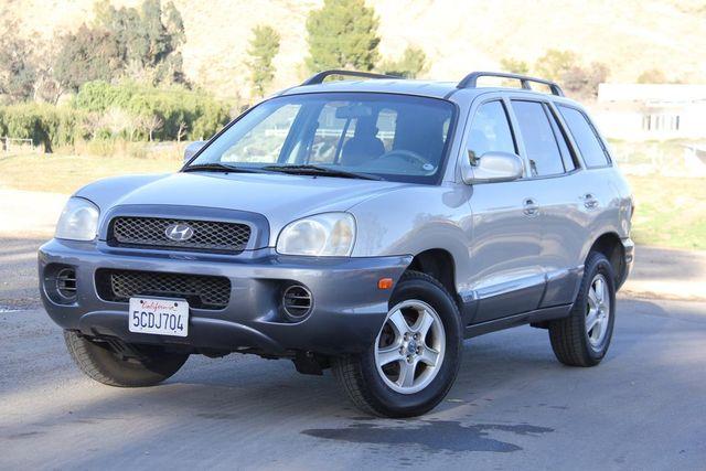 2003 Hyundai Santa Fe Santa Clarita, CA 4