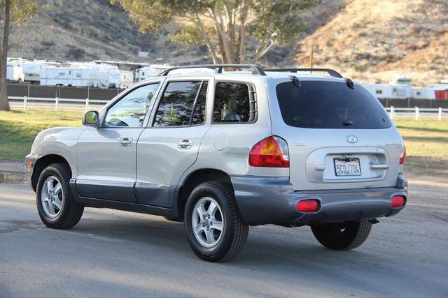 2003 Hyundai Santa Fe Santa Clarita, CA 5