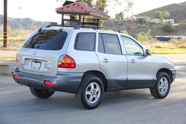 2003 Hyundai Santa Fe Santa Clarita, CA 6