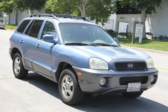 2003 Hyundai Santa Fe GLS Santa Clarita, CA 2