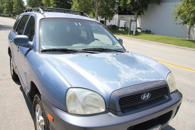 2003 Hyundai Santa Fe GLS Santa Clarita, CA 10