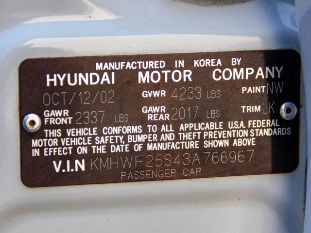 2003 Hyundai Sonata Burbank, CA 29