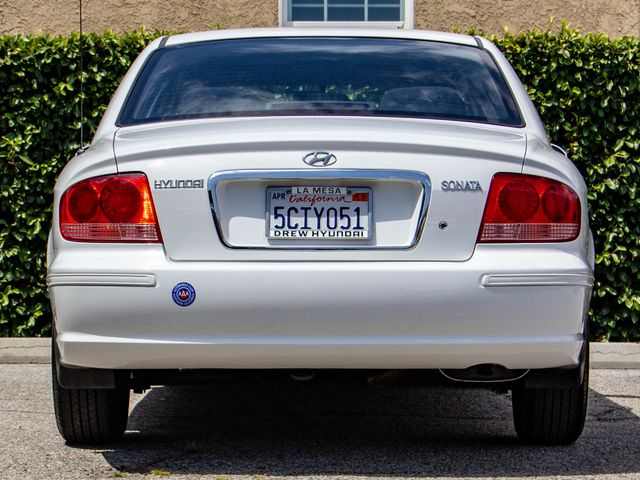 2003 Hyundai Sonata Burbank, CA 3