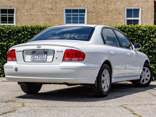 2003 Hyundai Sonata Burbank, CA 4