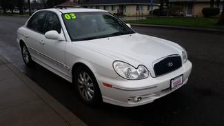 2003 Hyundai Sonata GLS Chico, CA 7