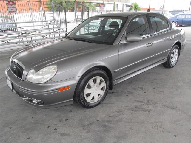 2003 Hyundai Sonata Please call or e-mail to check availability All of our vehicles are availab