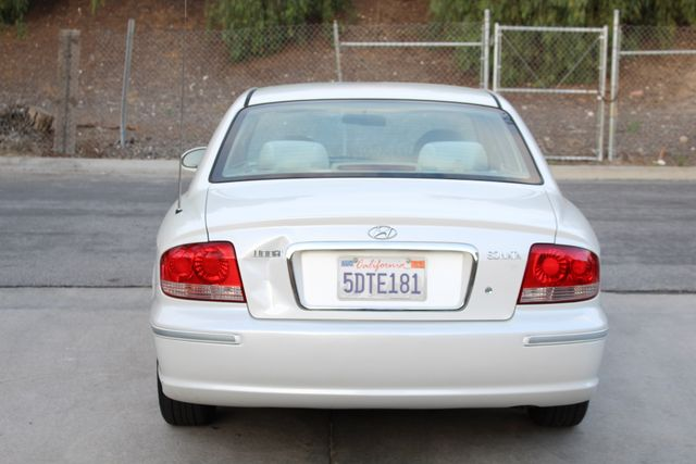 2003 Hyundai SONATA GLS SEDAN AUTOMATIC 1-OWNER SERVICE RECORDS AVAILABLE 2 SETS OF KEYS Woodland Hills, CA 5