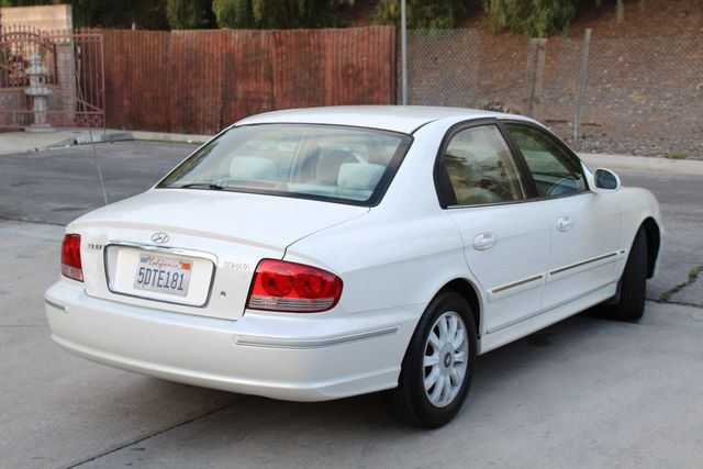 2003 Hyundai SONATA GLS SEDAN AUTOMATIC 1-OWNER SERVICE RECORDS AVAILABLE 2 SETS OF KEYS Woodland Hills, CA 6
