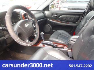2003 Hyundai Sonata LX Lake Worth , Florida 4