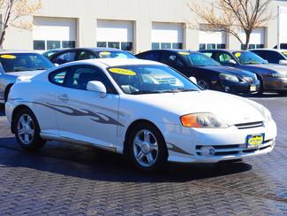 2003 Hyundai Tiburon GS | Champaign, Illinois | The Auto Mall of Champaign in  Illinois