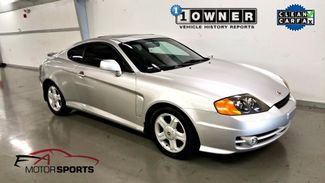 2003 Hyundai Tiburon LOW MILES CLEAN CARFAX GT V-6 A ONE OWNER CAR | Palmetto, FL | EA Motorsports in Palmetto FL