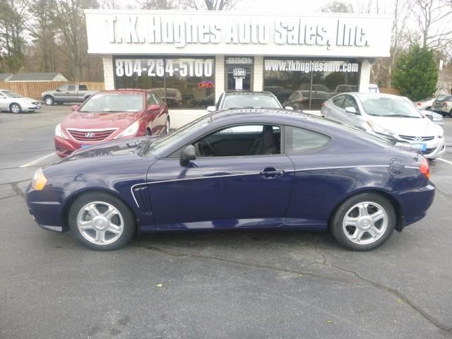 2003 Hyundai Tiburon Richmond, Virginia 1