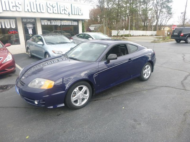 2003 Hyundai Tiburon Richmond, Virginia 2