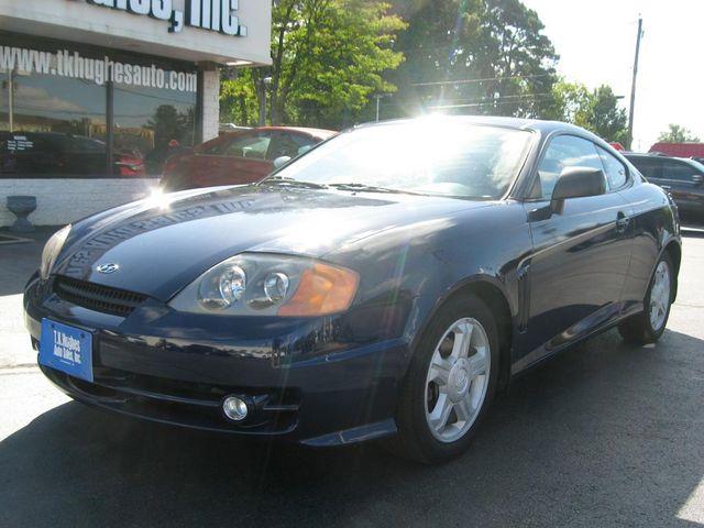2003 Hyundai Tiburon COUPE Richmond, Virginia 1