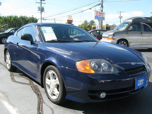 2003 Hyundai Tiburon COUPE Richmond, Virginia 3