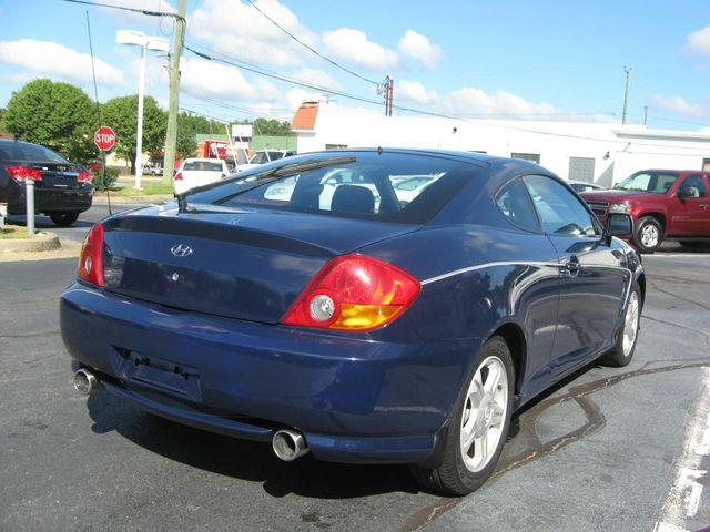 2003 Hyundai Tiburon COUPE Richmond, Virginia 5
