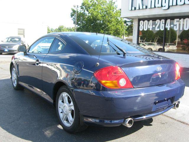 2003 Hyundai Tiburon COUPE Richmond, Virginia 7