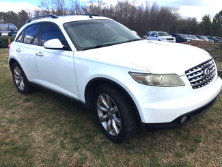 2003 Infiniti-Buy Here Pay Here!!! FX35-CARMARTSOUTH.COM  -SHARP!! LEATHER N LOADED!! LOCAL TRADE!! Knoxville, Tennessee 25