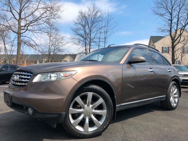 2003 Infiniti FX35 w/Options Sterling, Virginia 0