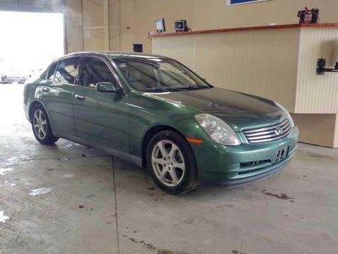 2003 Infiniti G35    JOPPA, MD   Auto Auction of Baltimore  in JOPPA, MD