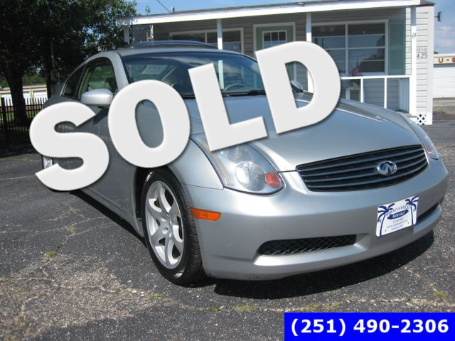 2003 Infiniti G35 Coupe | LOXLEY, AL | Downey Wallace Auto Sales in LOXLEY AL