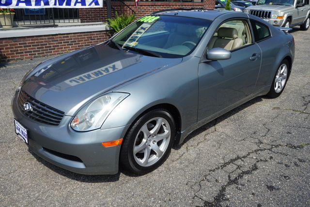 2003 Infiniti G35 w/Leather | Richmond, Virginia | JakMax in Richmond Virginia