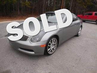 2003 Infiniti G35 w/Leather Snellville , GA