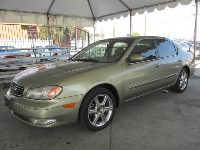2003 Infiniti I35 Luxury Please call or e-mail to check availability All of our vehicles are ava