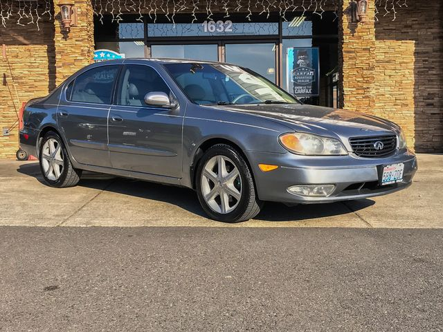 2003 INFINITI I35 Luxury The CARFAX Buy Back Guarantee that comes with this vehicle means that you