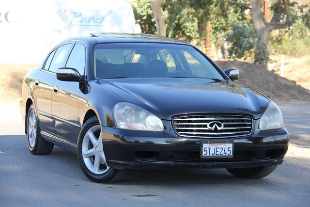2003 Infiniti Q45 Journey Santa Clarita, CA 3