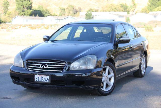 2003 Infiniti Q45 Journey Santa Clarita, CA 4