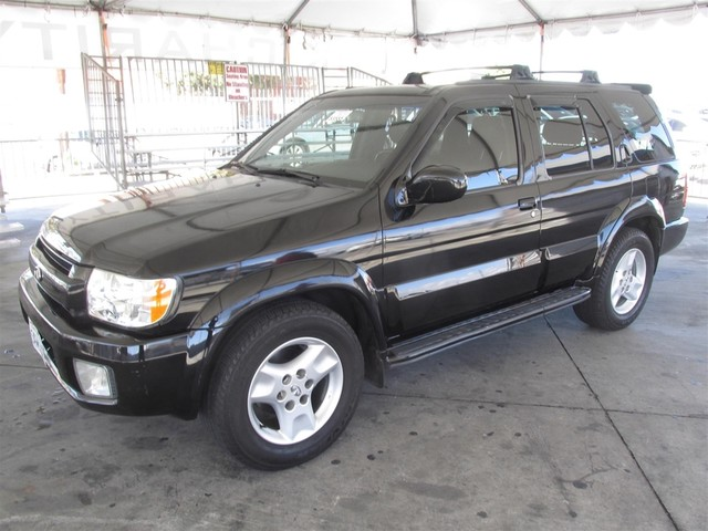 2003 Infiniti QX4 Luxury Please call or e-mail to check availability All of our vehicles are av